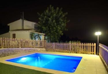 Casa Rural Barranco Moreno - Bicorp, Valencia