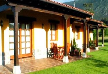 Apartamento rural 3  La Güera - Ribadesella, Asturias