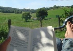 Un lugar ideal para la lectura