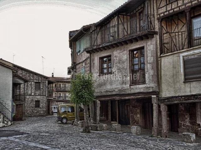 Casa castellana en villanueva del conde salamanca - Casa rural villanueva del conde ...