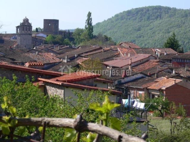 Casa castellana casas rurales en villanueva del conde salamanca - Casa rural villanueva del conde ...