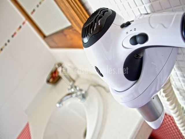 Baño con secador