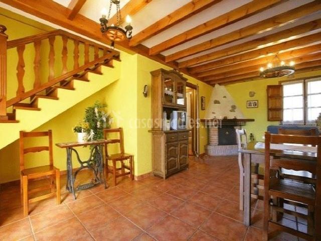Casa pina en cotariella cabranes asturias - Vigas de madera baratas ...
