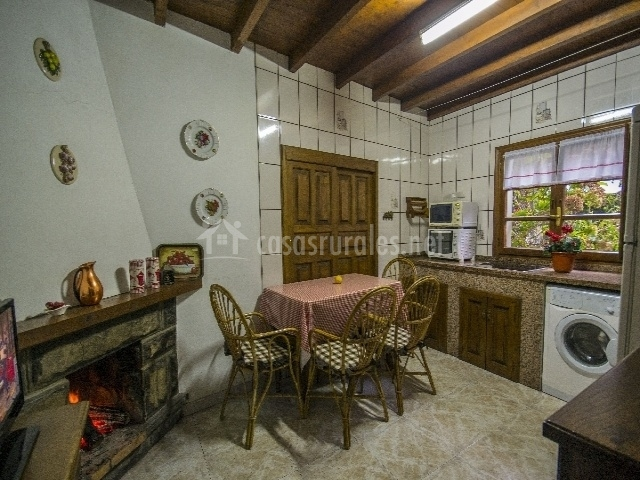 Casa carmen en rales posada llanes asturias - Cocina con carmen ...