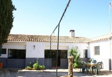 El Mesón - Higuera De La Sierra, Huelva