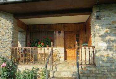Casa Rural Etxarrienea I  - Salinas De Oro, Navarra