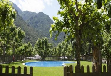 5 casas rurales con piscina en sort - Casa rural sort ...