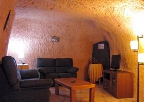 Cueva Castillo de Peñaflor