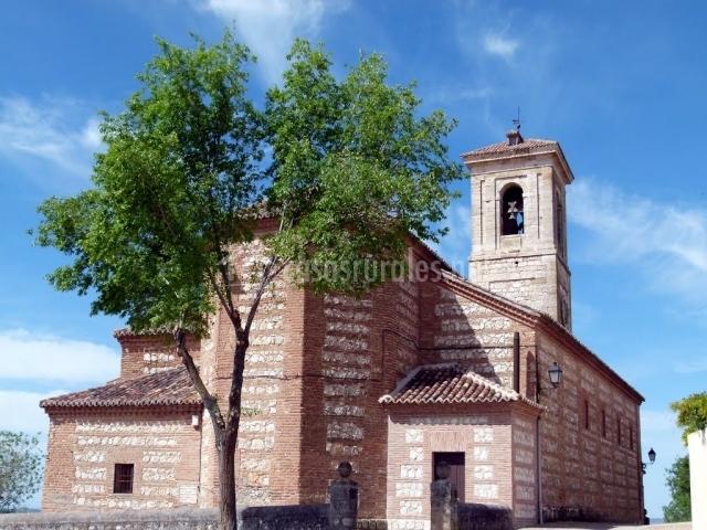 Iglesia de San Juan Bautista en Hita