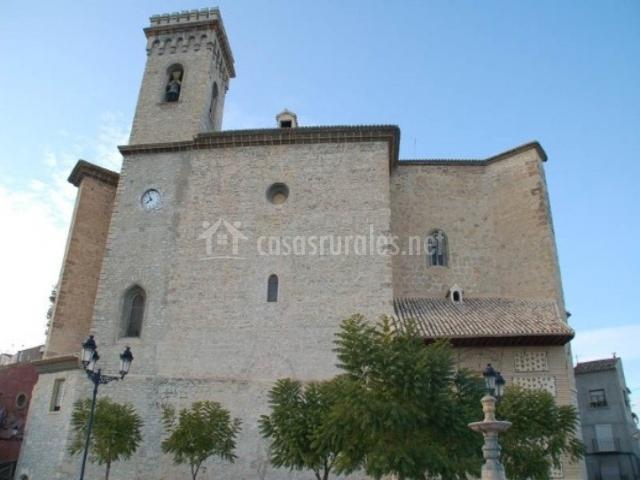 Casa el molino en moratalla murcia for Muebles castillo murcia