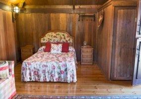 Dormitorio hórreo