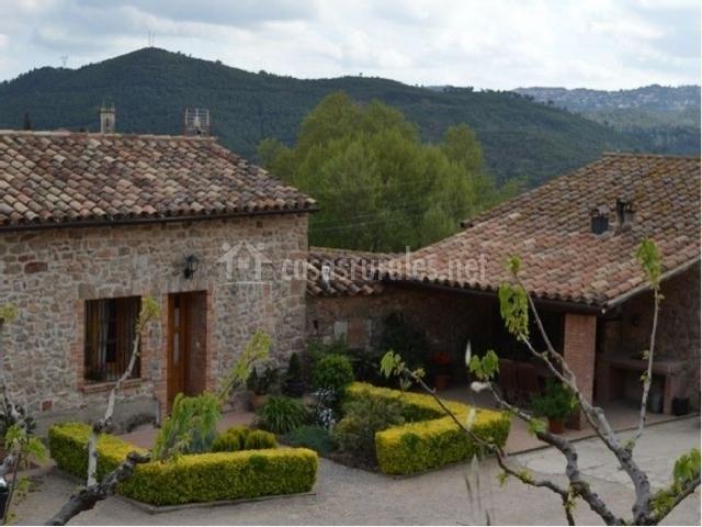 Can batlles casa rural en riells del fai barcelona - Casa rural economica barcelona ...