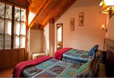 Apartamento La Viciella - Villanueva (Teverga), Asturias