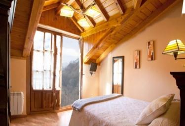 Apartamento Alto San Lorenzo - Villanueva (Teverga), Asturias