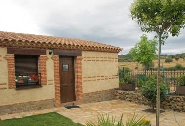 Apartamento Los Monteros - Pueblo Aldeanueva De La Sierra, Salamanca