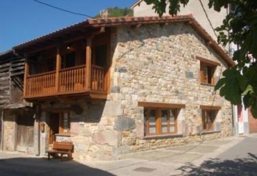 Casa El Alba - Anzo (Sobrescobio), Asturias