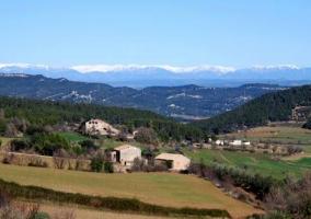 Vistas al Pirineo
