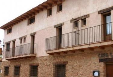 Hostal Casa La Era - Galve, Teruel