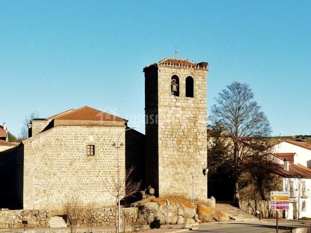 Iglesia de Navarredonda de Gredos