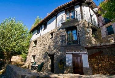 Casa del Tío Conejo - Casas de Velilla - San Roman De Cameros, La Rioja