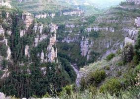 El Cañon del río Leza