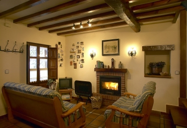 Casas rurales con chimenea en naveda for Casa rural con chimenea asturias