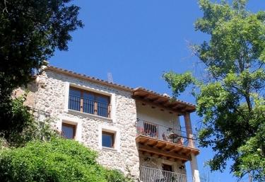 Cal Jaumet - Oden, Lleida