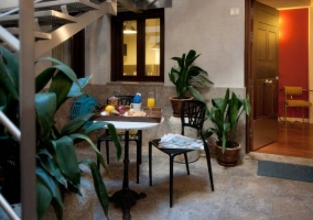Apartamento turístico Abad Toledo 1