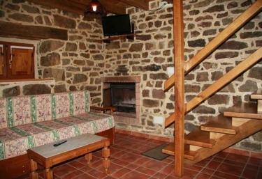 Cabaña Coterón - Selaya, Cantabria