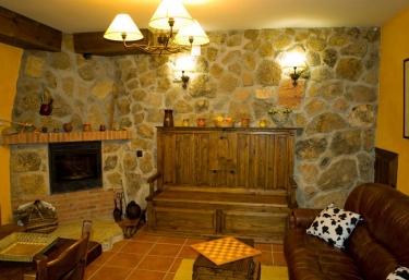 Casa del Abuelo Leoncio - Muñopepe, Ávila