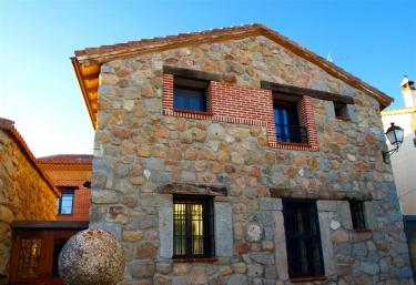Corral de la Abuela Felipa - Muñopepe, Ávila