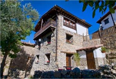 Casa de Tía Upe II - Casas de Velilla - San Roman De Cameros, La Rioja
