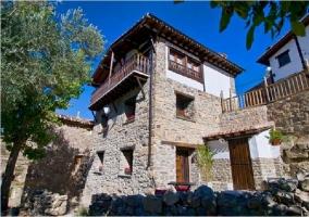 Casa de Tía Upe II - Casas de Velilla