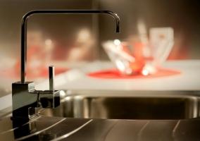 Detalle en cocina