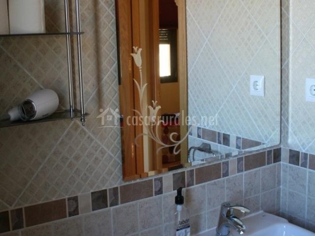 Cuarto de baño primera planta