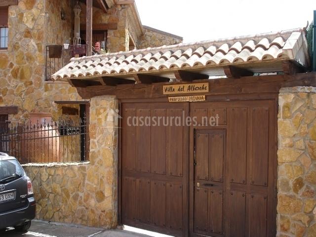 At chivitiles casa rural en el tiemblo vila - Casas rurales el tiemblo ...