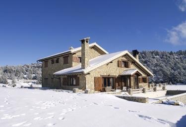 Casas rurales en la nieve en nogueruelas - Casas rurales en la nieve ...