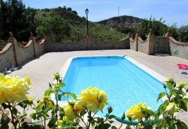 Hacienda entre cisnes I - El Gastor, Cádiz