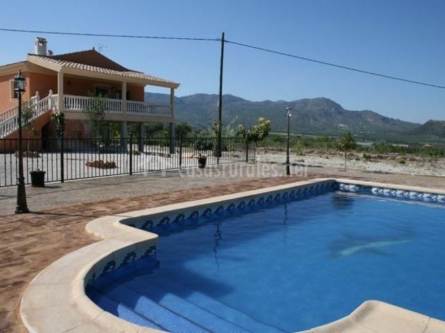 Casa rural el gorros en moratalla murcia - Casas rurales cantabria baratas alquiler integro ...