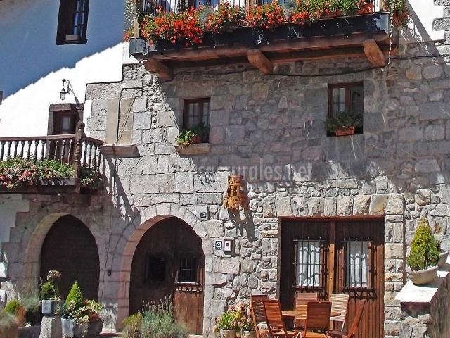 Casa ezkilenea casa rural en lecumberri lekunberri navarra - Casa rural lekunberri ...