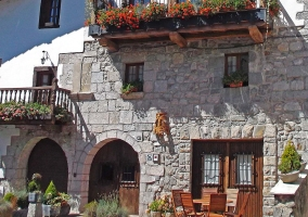 Casa ezkilenea casas rurales en lecumberri lekunberri navarra - Casa rural lekunberri ...