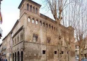 Palacio de los Reyes de Navarra de Estella