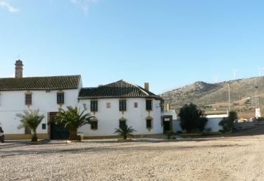 Cortijo La Colá - Cañete La Real, Málaga