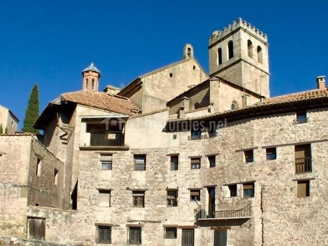 Casa pajar en olba teruel - Casas rurales rubielos de mora ...