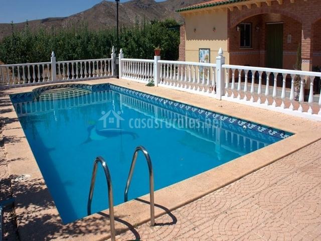 Casa rural consuelo en jumilla murcia - Casa rural murcia piscina climatizada ...
