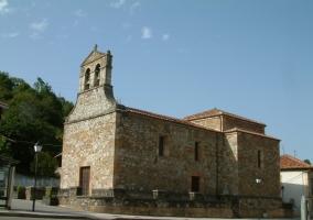 Iglesia de Bimenes
