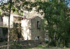 El Molino de Bretún - Casa Garduña