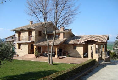 Casa Rural Urra - Zurucuain, Navarra