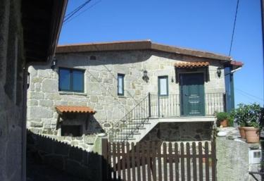 Casa A Laxeira - As Casas da Trisca - Carballedo (Santa Maria), Lugo