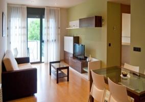 Apartamento Comparada
